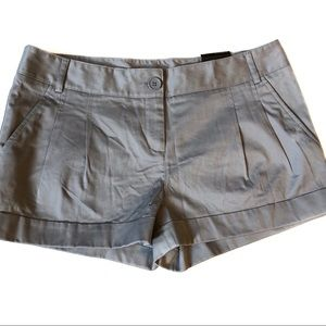 Express Pleated Shorts